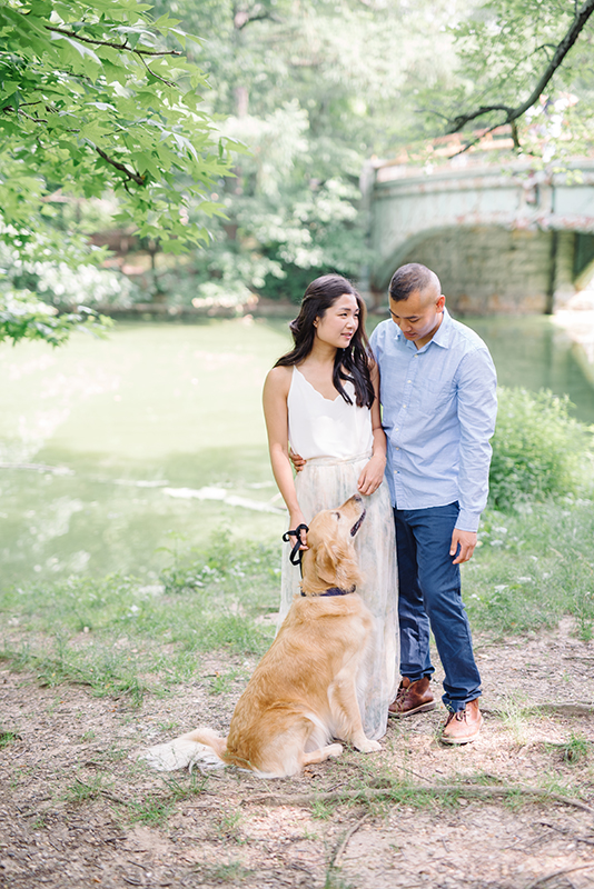 Prospect Park Boathouse- Engagement Session- Karen + Stephen- Brooklyn New York- Olivia Christina Photo-68-web.jpg