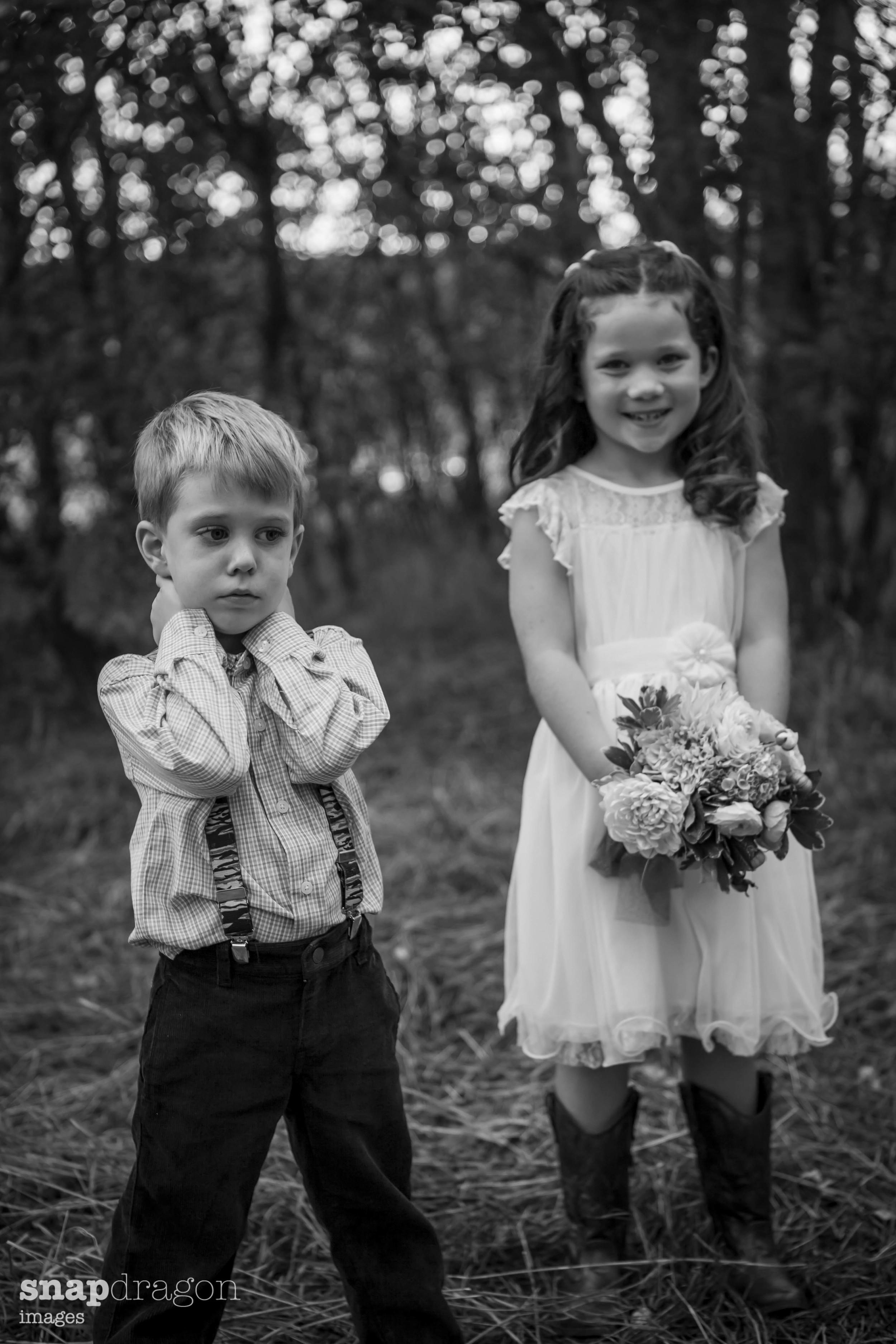 Farm Wedding, Omak Washington