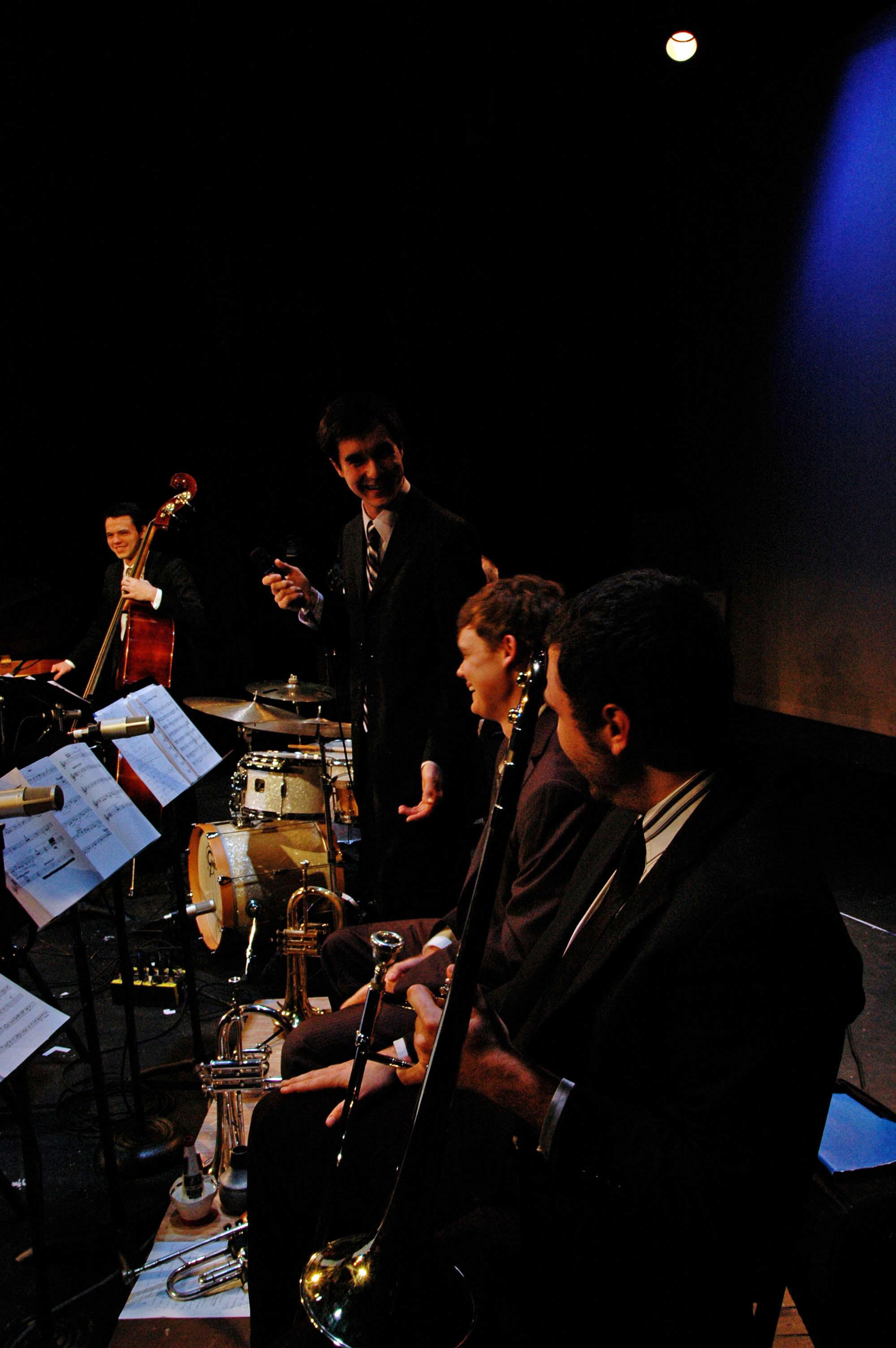 Jazz Conceptions Orchestra at Jacksonville Jazz Series Photo: Iman Vidal