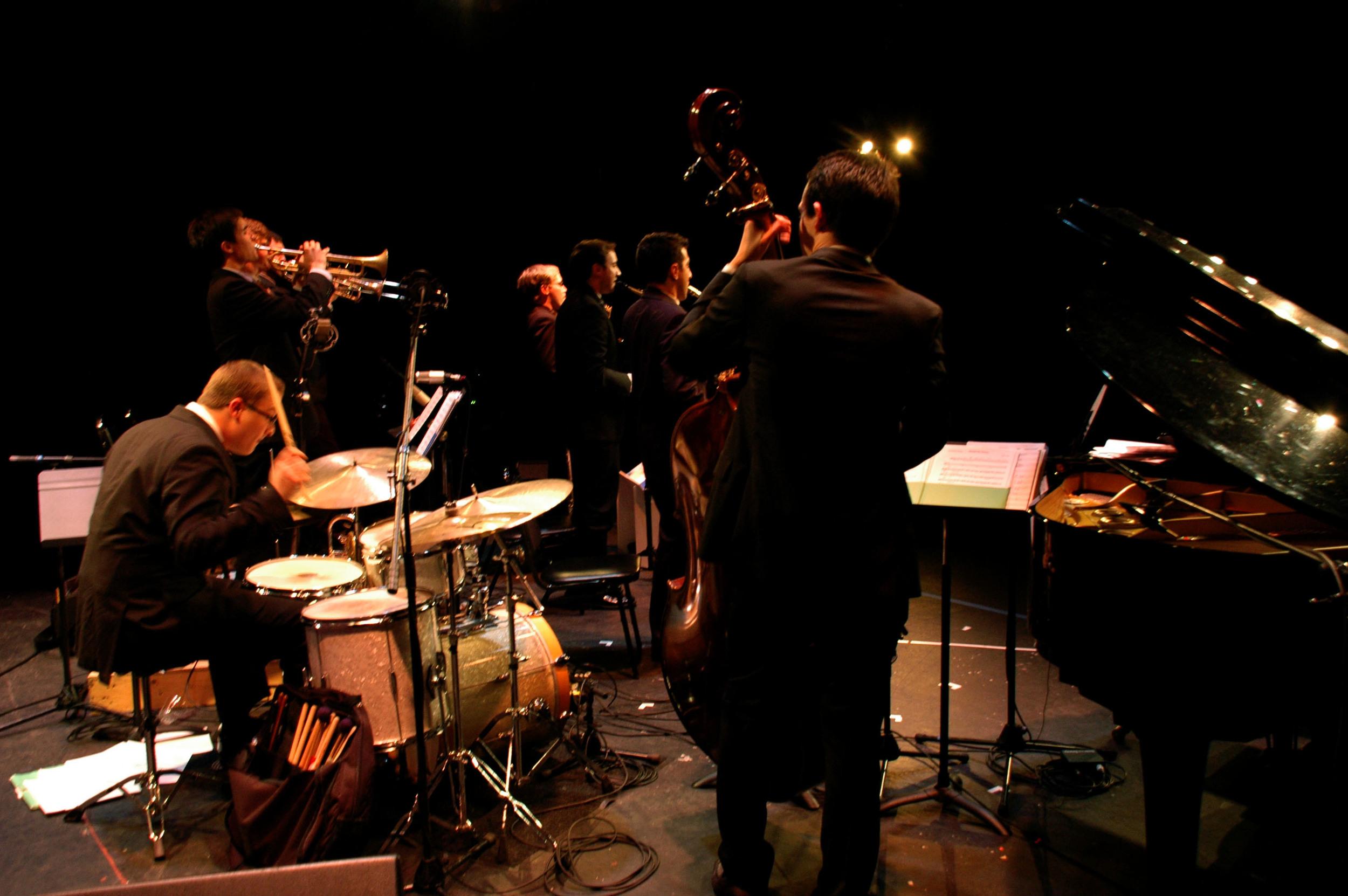 Jazz Conceptions Orchestra Photo: Imani Vidal