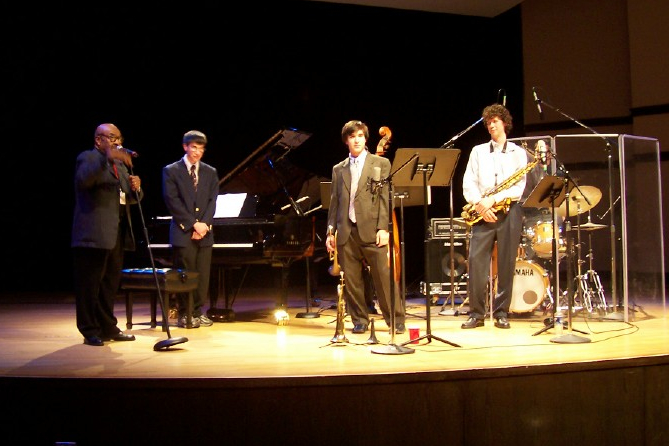 Ravinia - Steans Institute with James Moody