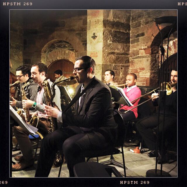 Jazz Conceptions Orchestra at  Olmsted Salon