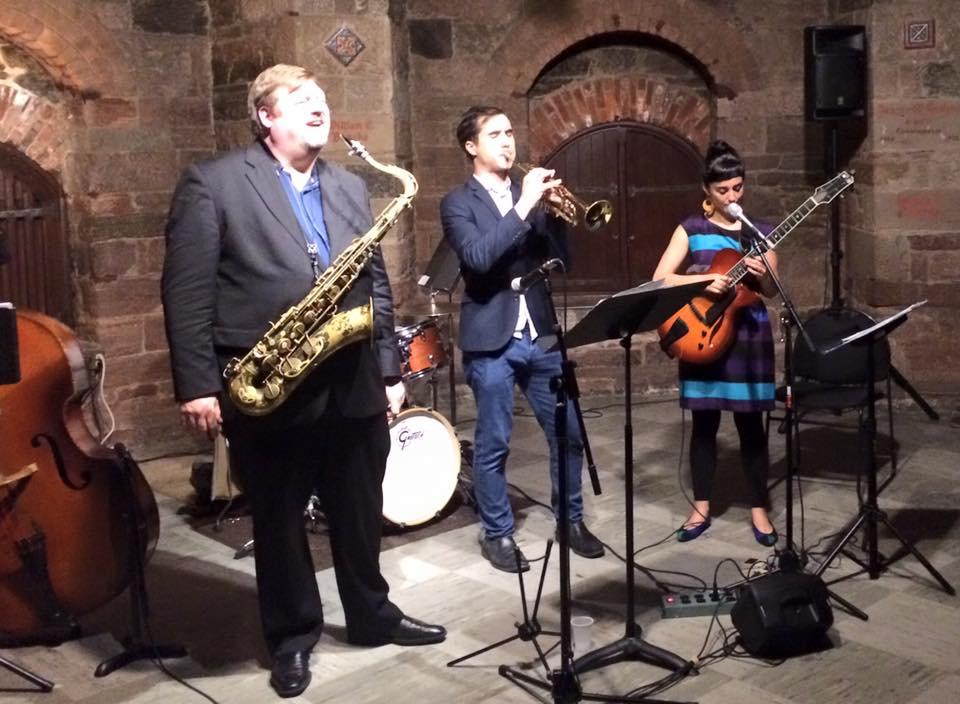 Joel Frahm, Camila Meza w/Adi Meyerson