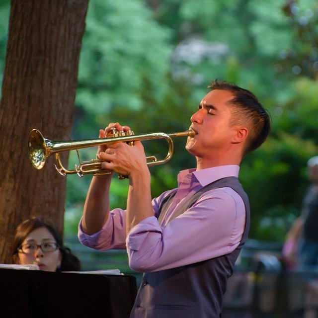 Join us Sunday evenings 6-9pm in August in Stuyvesant Park for their summer concert series.  I'll be playing  August 4, 11 and 25, while on August 18, Martina DaSilva will be bringing her group.  Tonight I'll be joined by @ryanweisheitmusic Greg Ruggiero @davebaronmusic and @jimmy_macbride. Photo by @irinaislandimages
