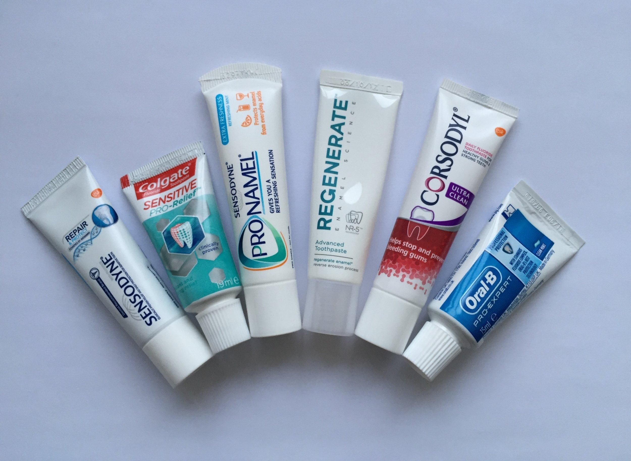 Which toothpaste to use? — Justyna Kamecka