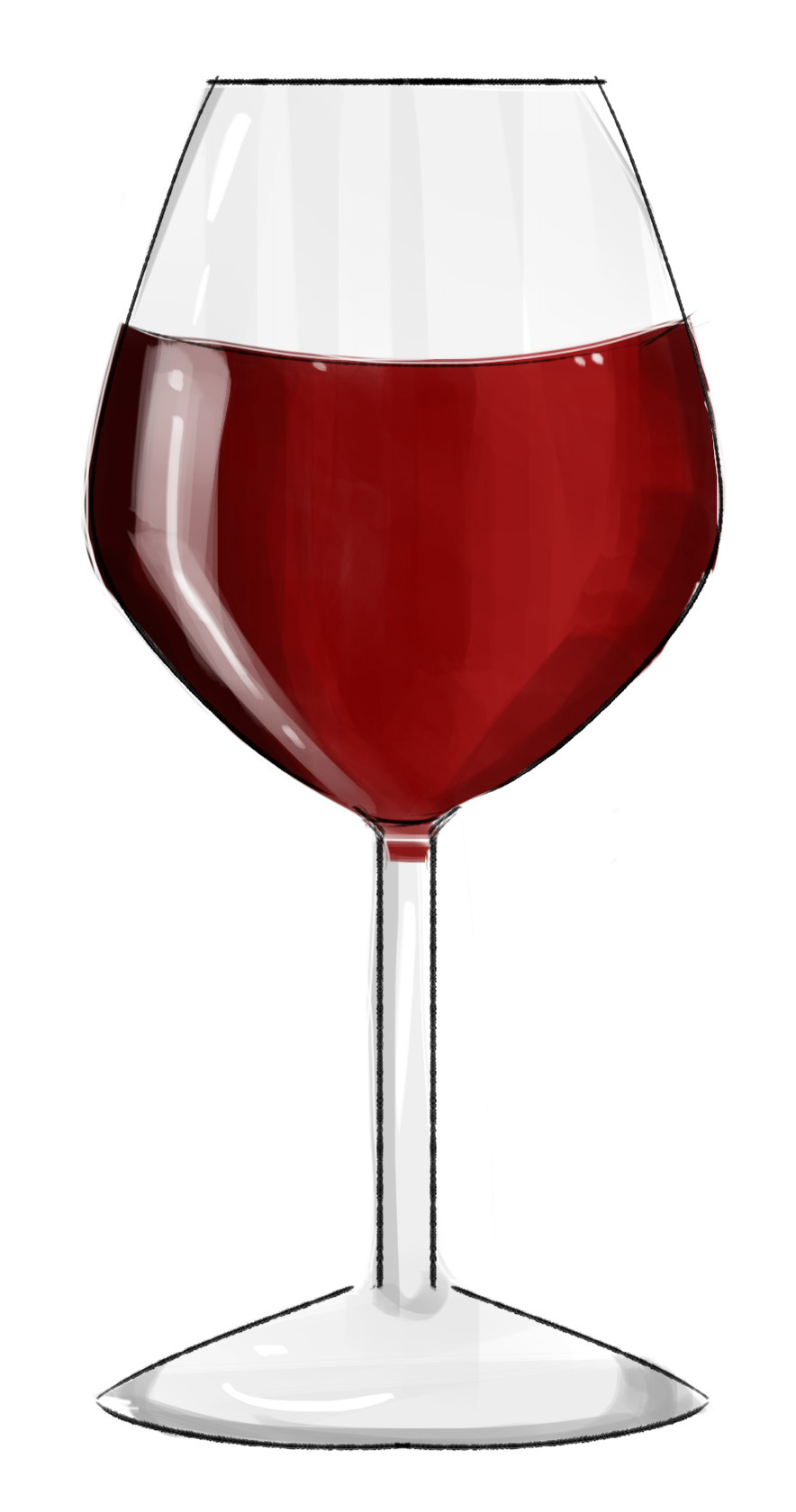 Red wine - antioxidants