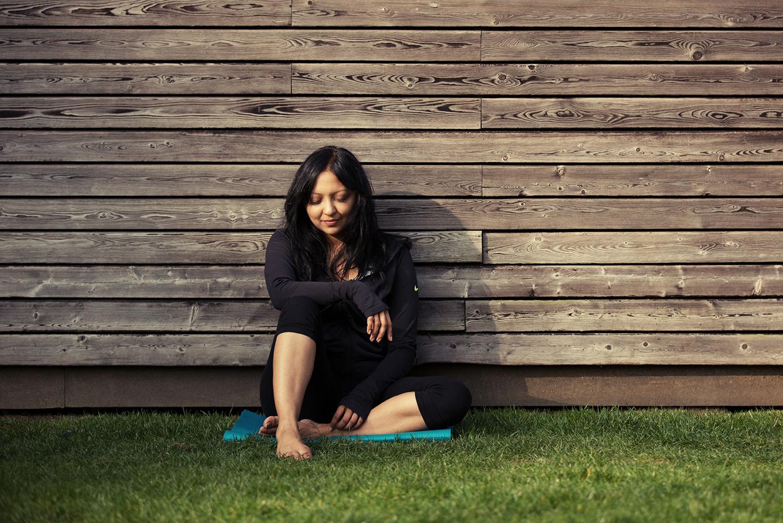 Stillness: The answer lies within