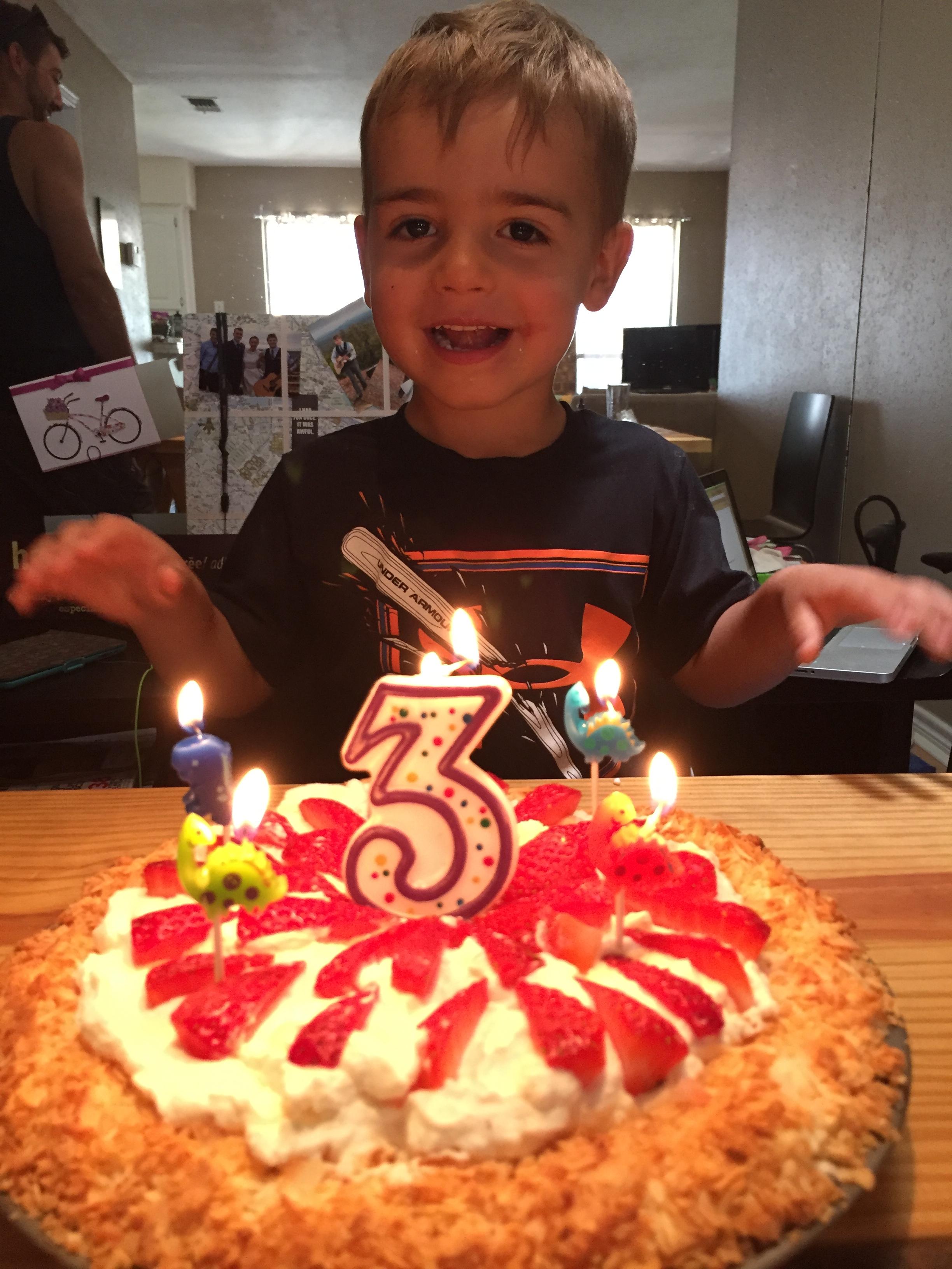 Ivan turned 3! | April | Grapevine, TX