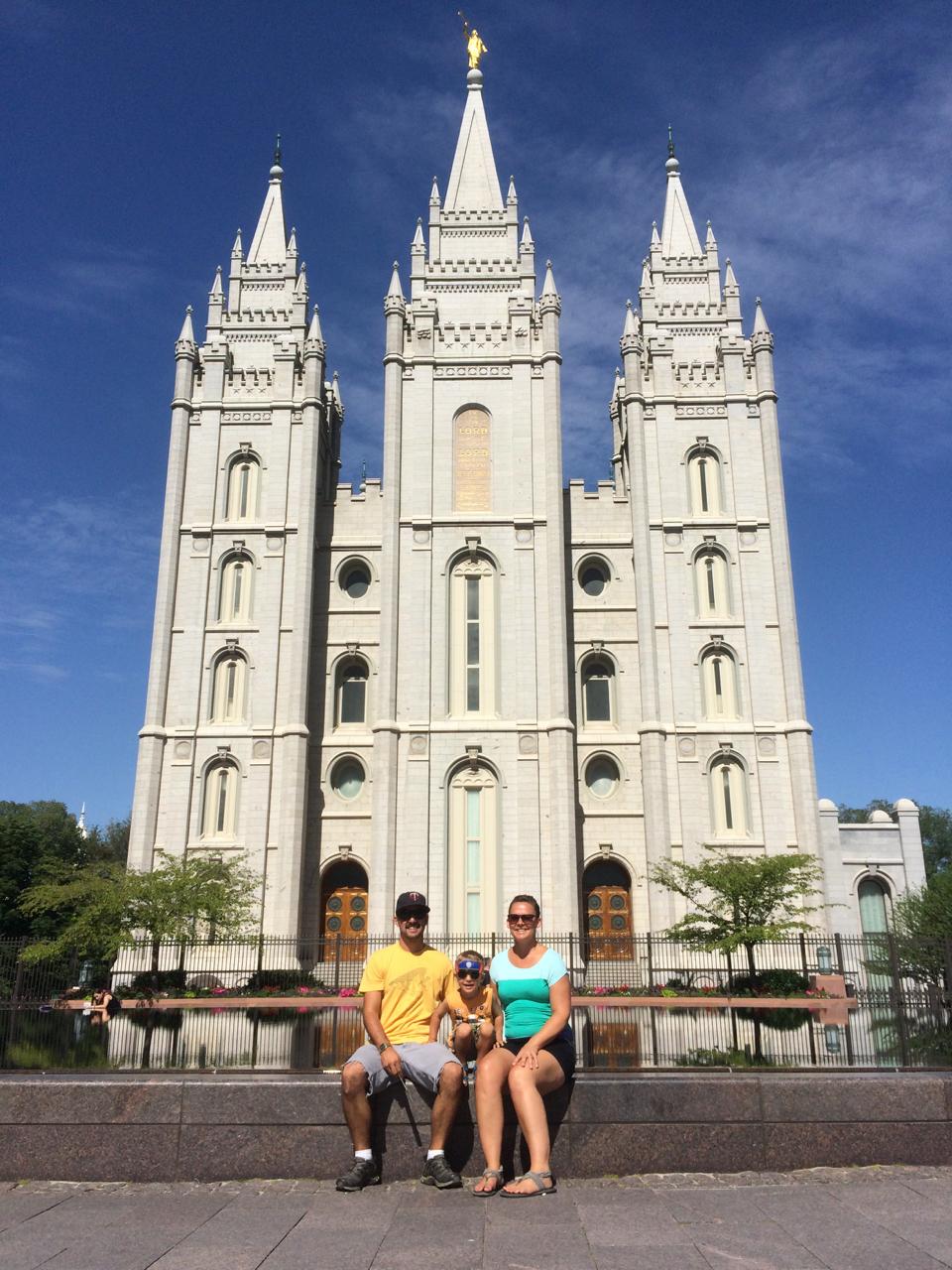 Temple Square | June | Salt Lake City, UT