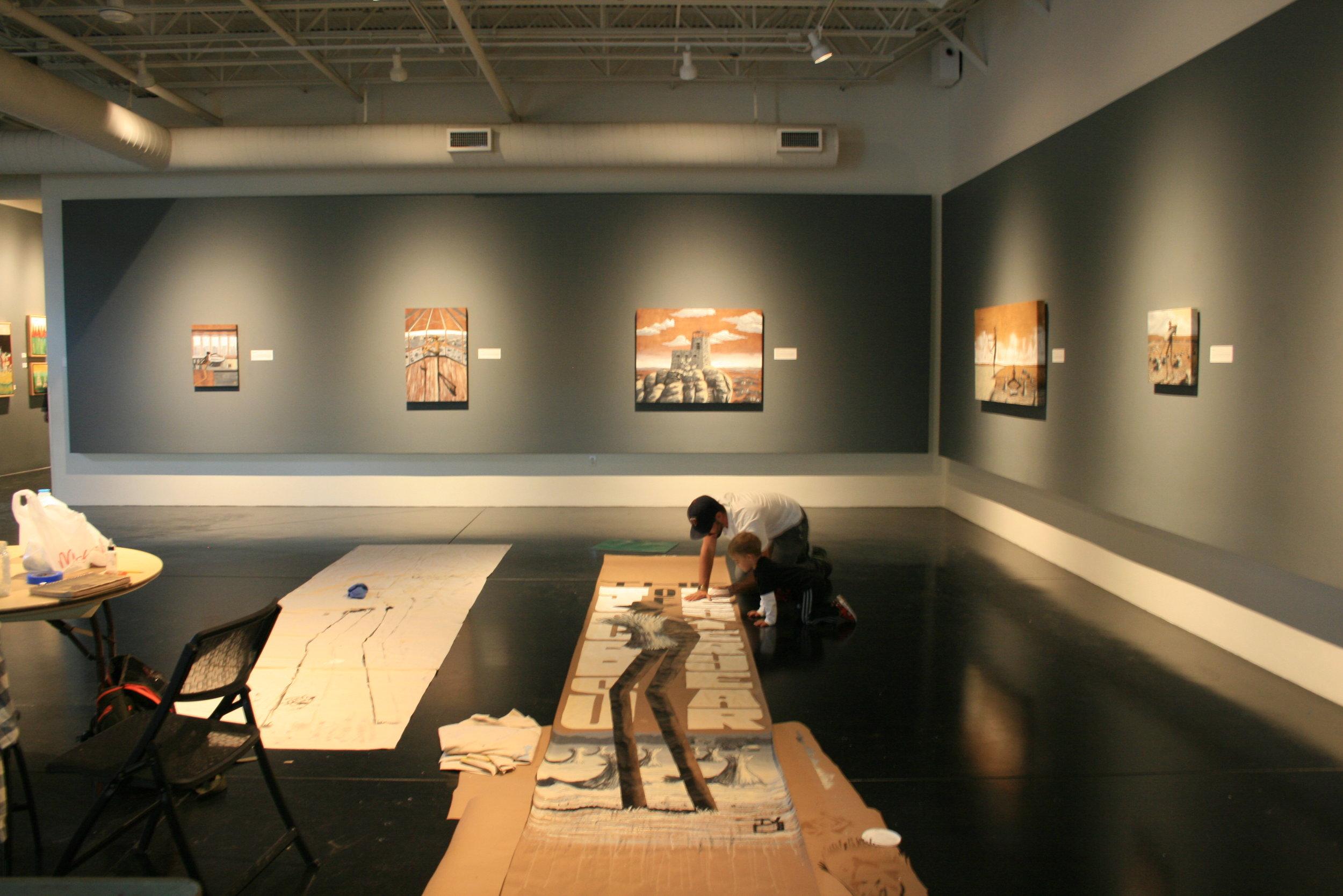 Wichita CityArts Gallery Show | April | Wichita, KS