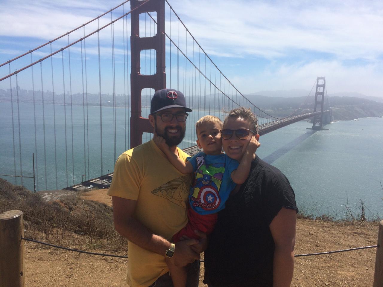 The Golden Gate Bridge | September | Sausalito/San Francisco, CA