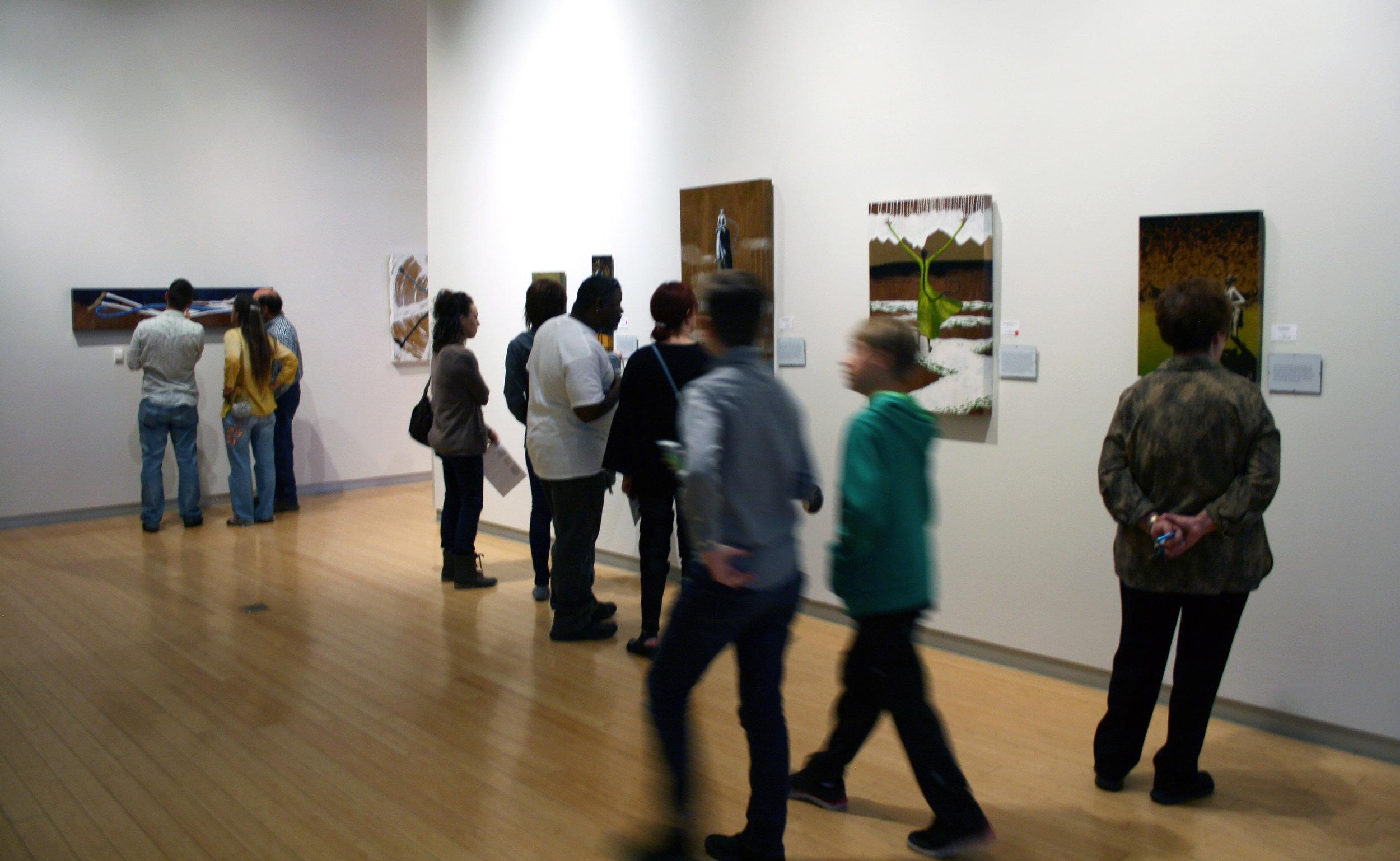 Opening Night Reception    Yuma Art Center    Yuma, AZ