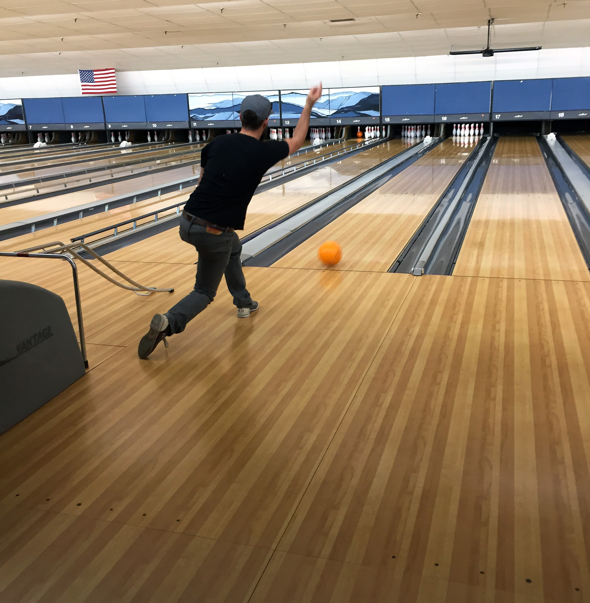 Bowling on my 32nd birthday | Fort Collins, CO