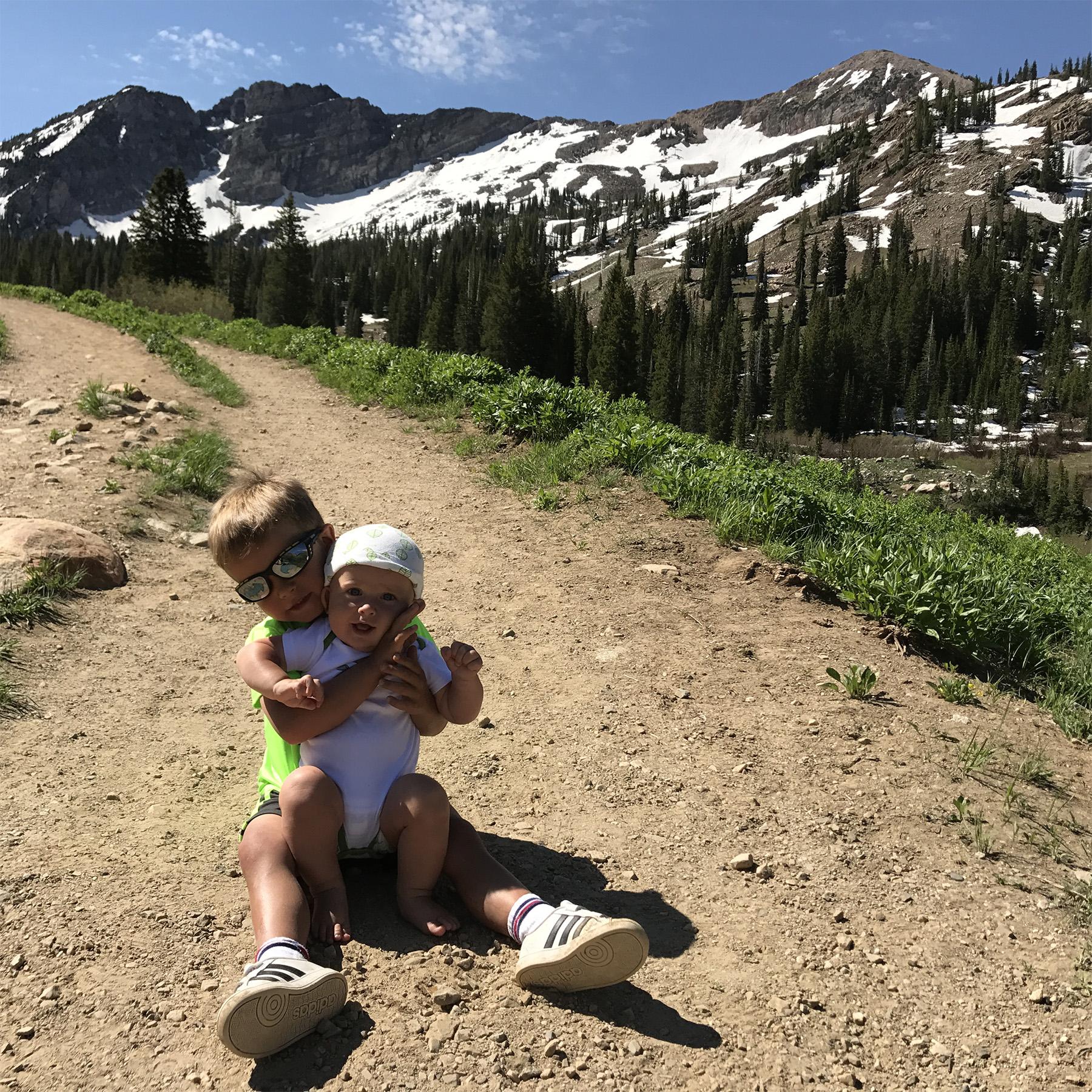 Utah mountain splendor | June | Alta, UT