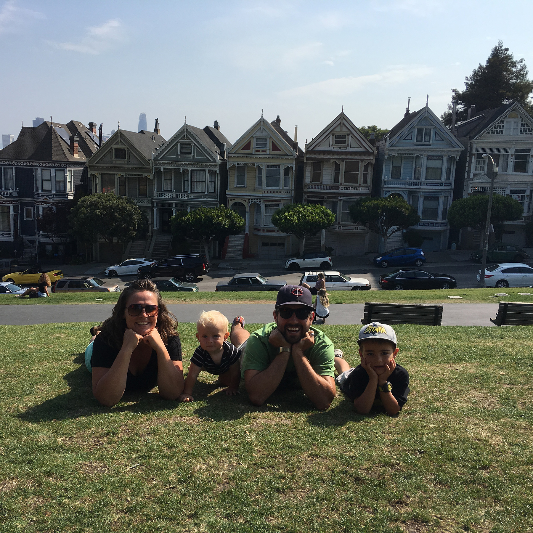Whatever happened to predictability? | September | San Francisco, CA