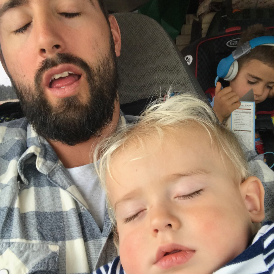 Car naps (car not in motion) | December | Who Knows, USA