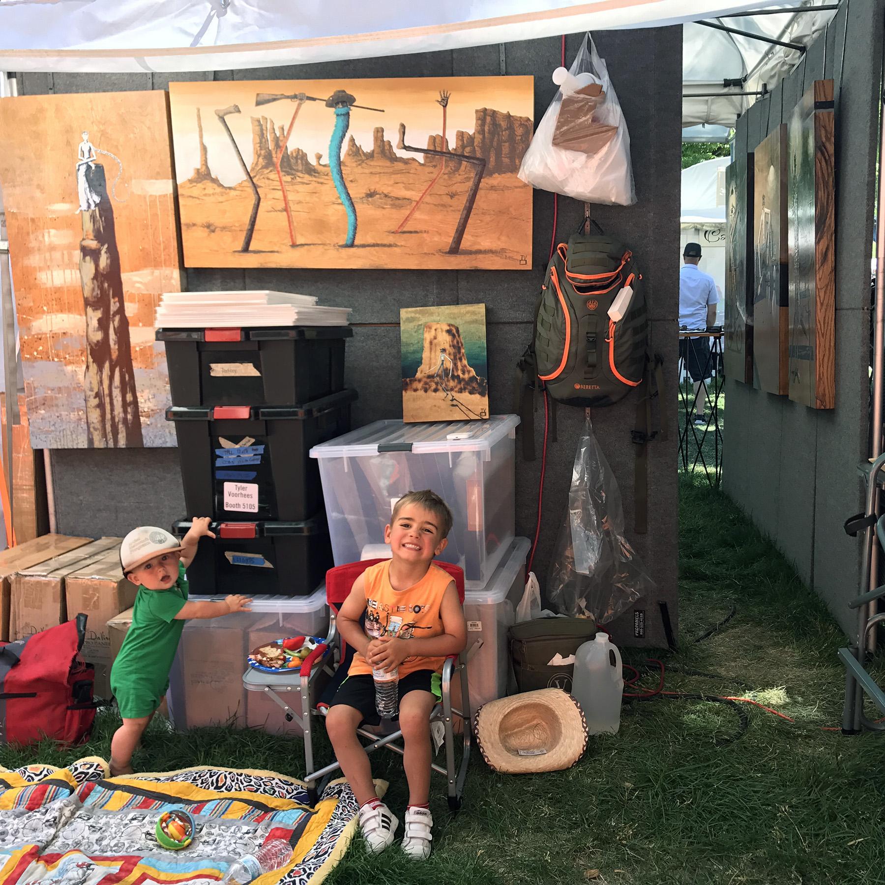 Festival bros | June | Salt Lake City, UT