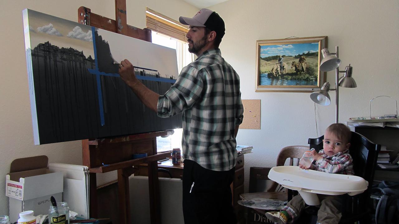 Ivan's always been my right hand man in the studio | Boulder, CO