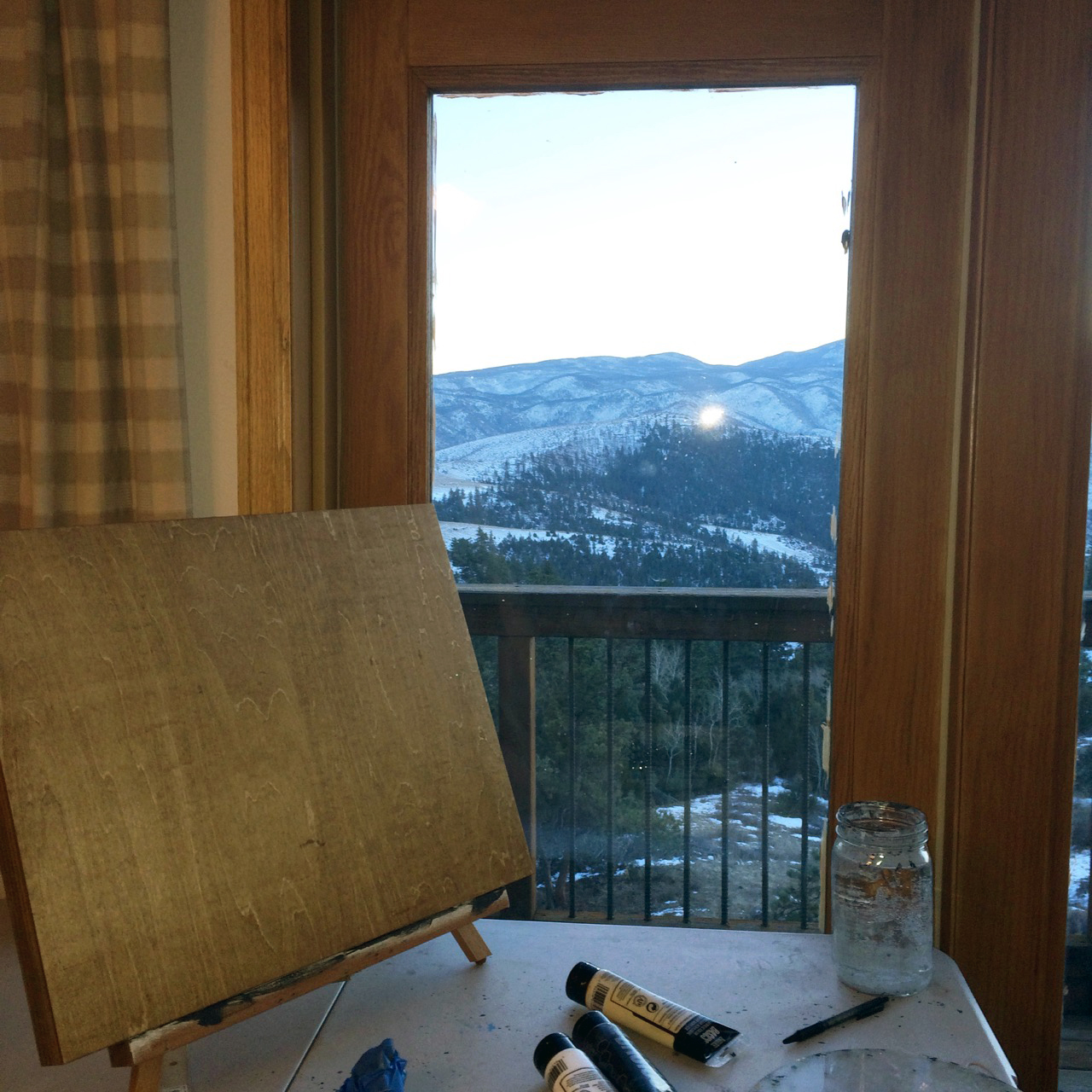 Red Feather Lakes bedroom studio | Red Feather Lakes, CO