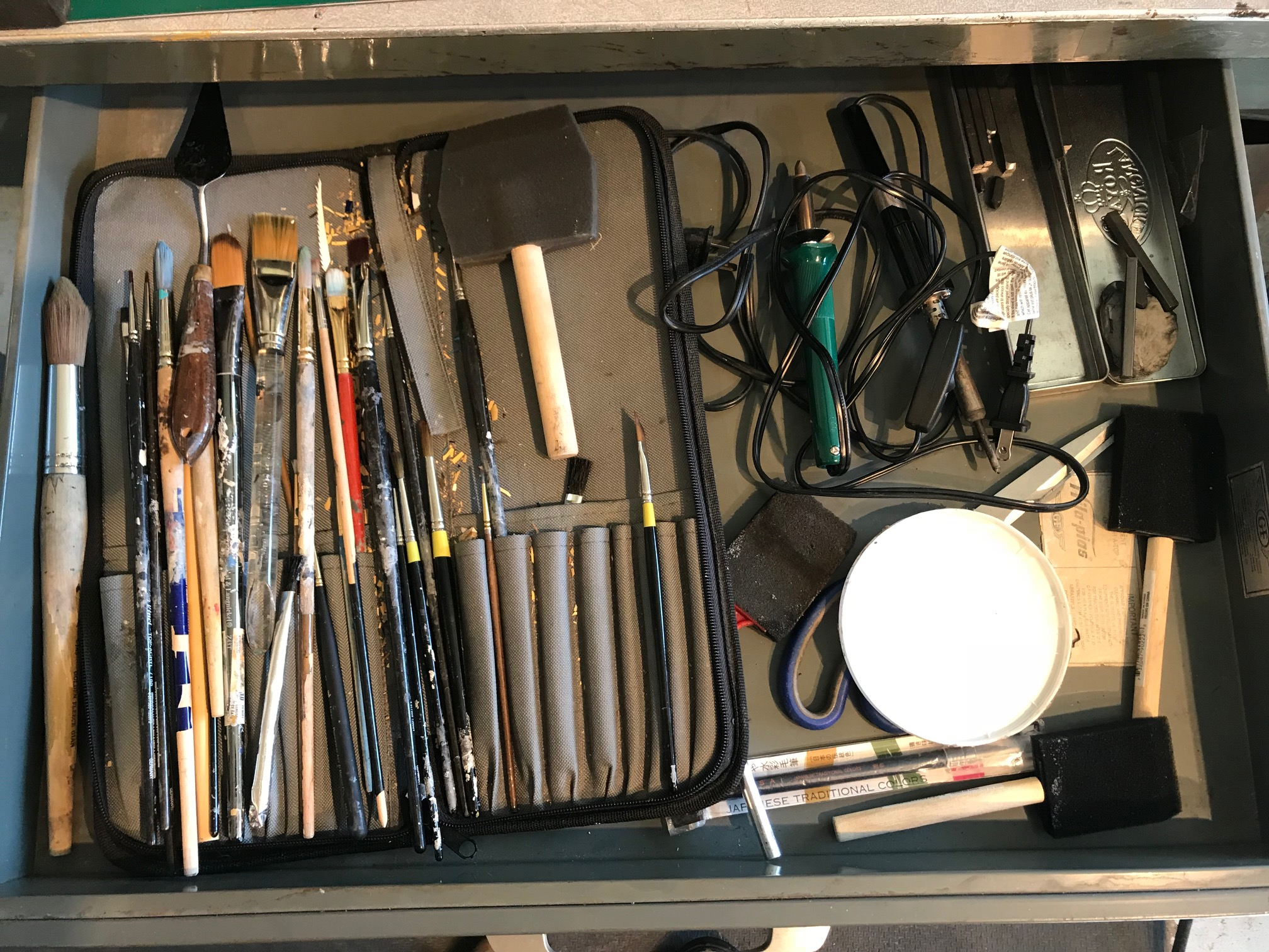 Tools of the trade | Glenn, MI