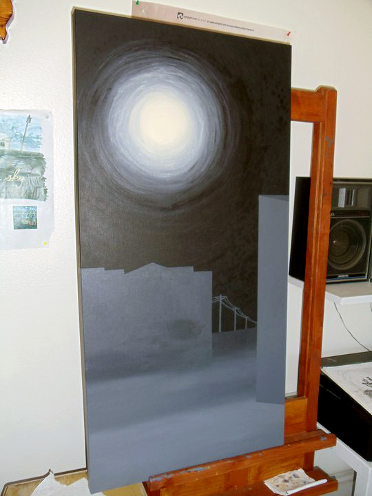 The beginnings of the ORIGINAL Lamplighter and very first Job of Yesteryear in my first Boulder studio | Boulder, CO