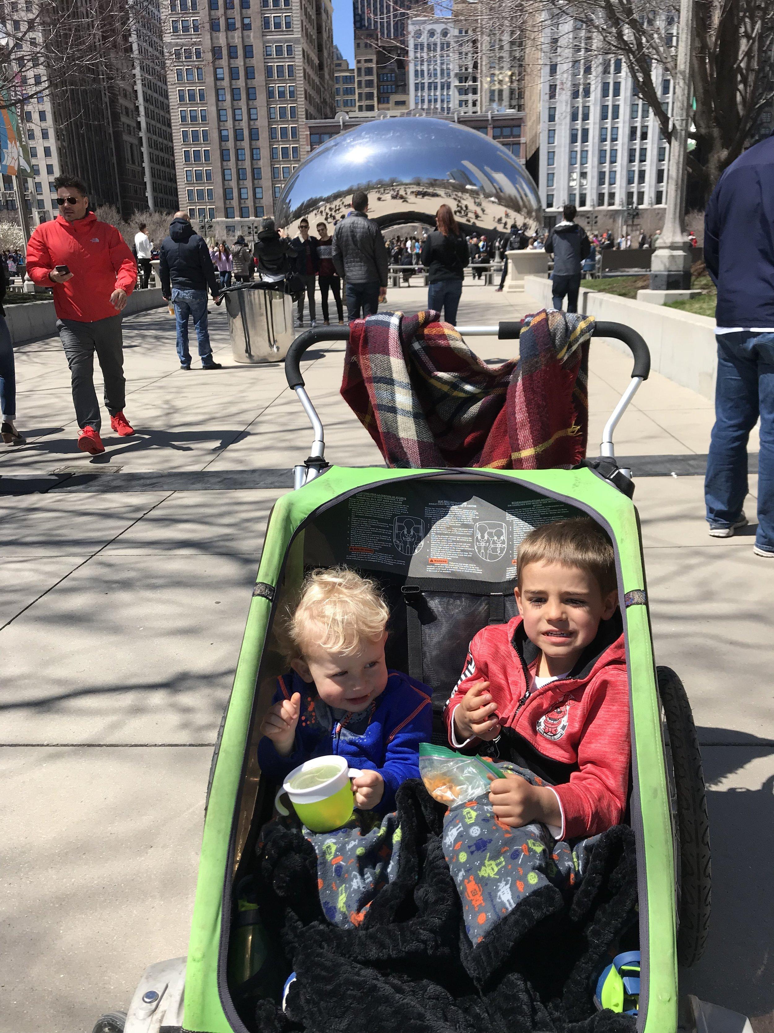 Bean bros   Chicago, IL   April 2018