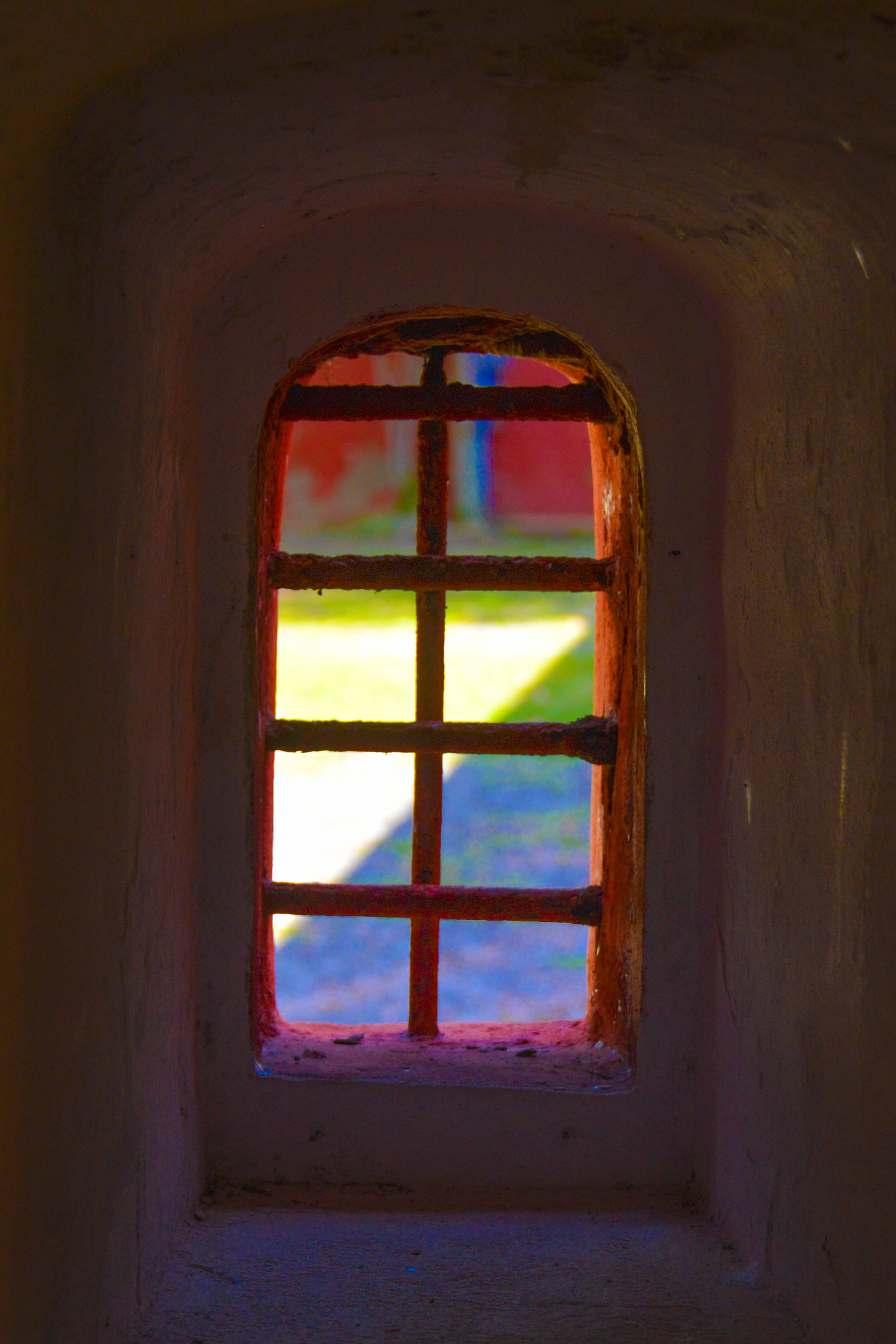 for views, and breeze and light, the old windows of St. Croix offer a unique view of the world.
