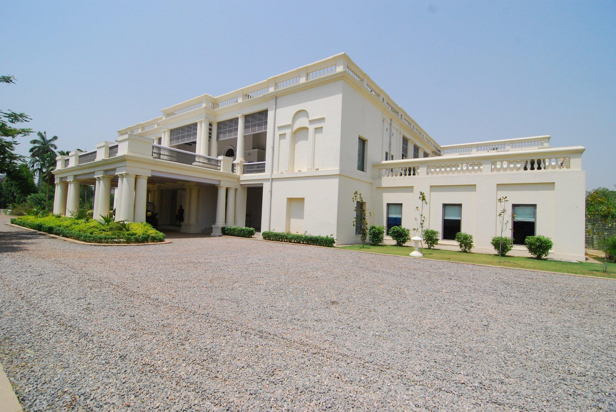Taj Nadesar Palace