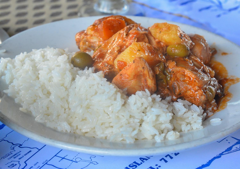 Spicy Stewed Chicken