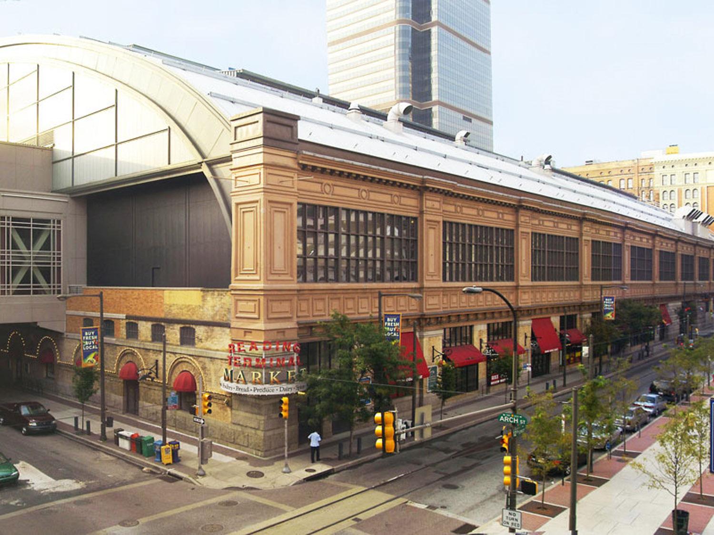 Philadelphia's fabulous Reading Terminal Market (Photo: Courtesy of Reading Terminal Market)