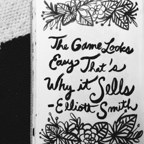 Elliott Smith Lyrics