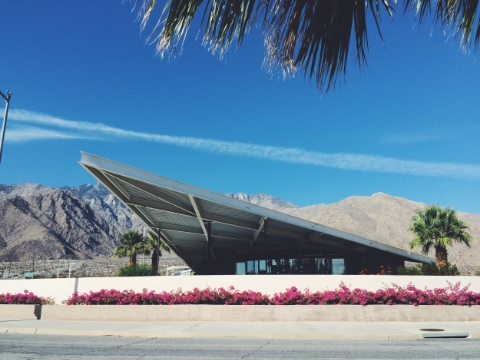 Bye Palm Springs!