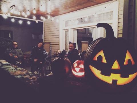 halloween crew