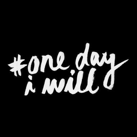 onedayiwill