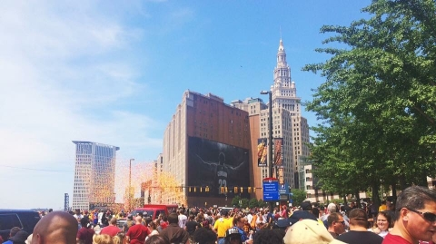 championship parade
