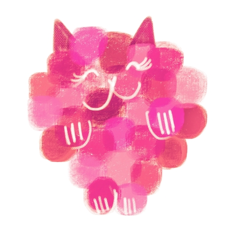 catberry pink