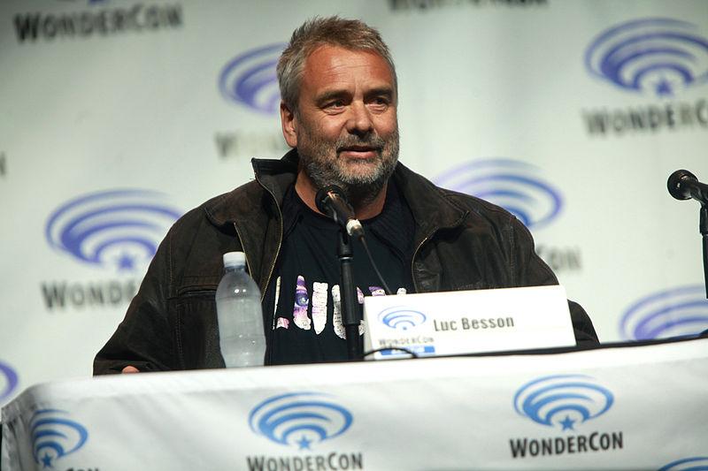 Luc Besson at Wondercon. Photo credit: Gage Skidmore