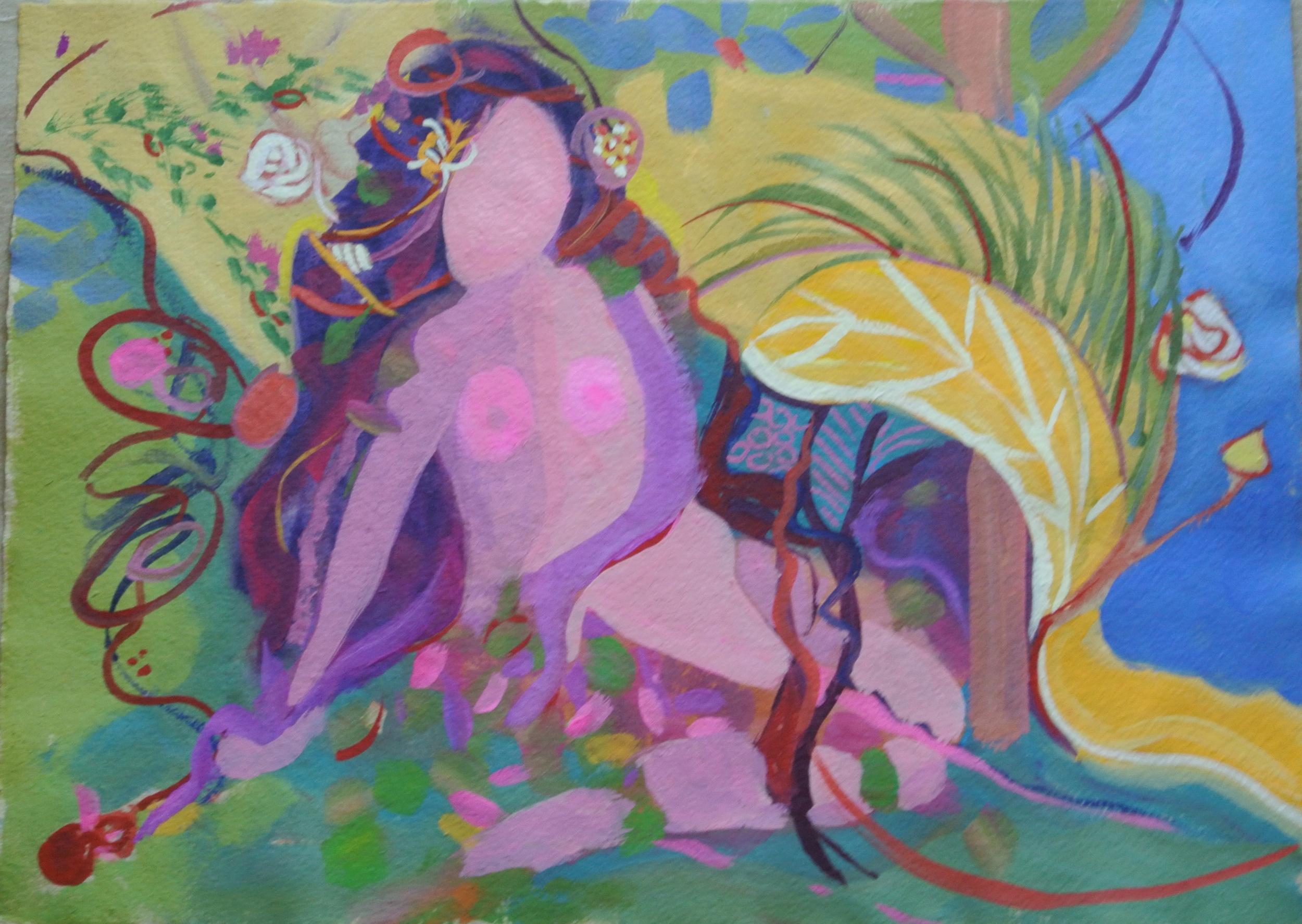 """Lorieli"" Ruth Formica, 2012"