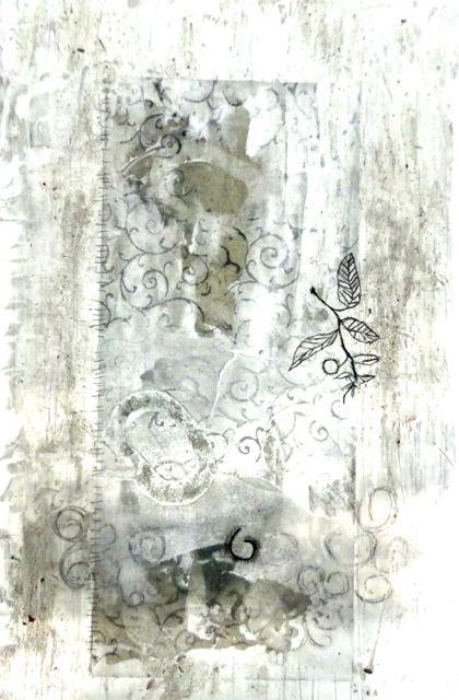 Thread Poem #10-Flora