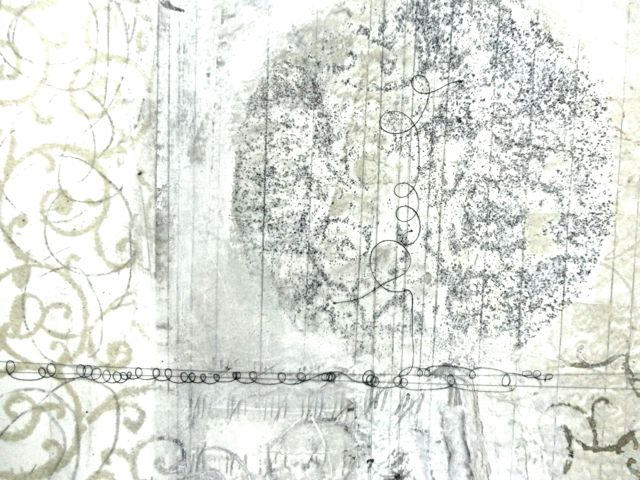 Thread Poem #13 detail