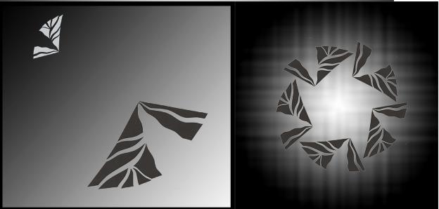 Asymmetrical/Radial