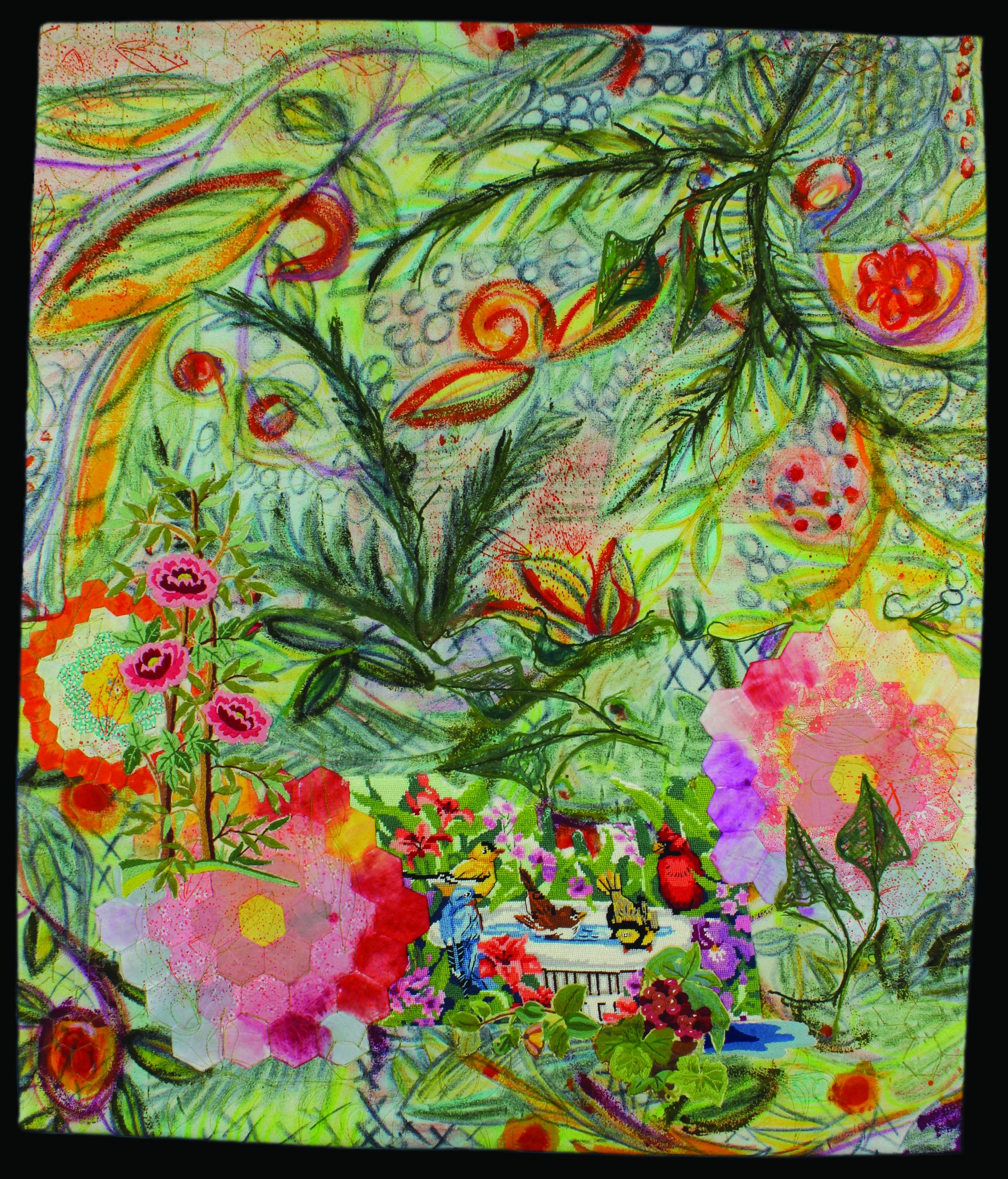 Grandmother's Flower Garden