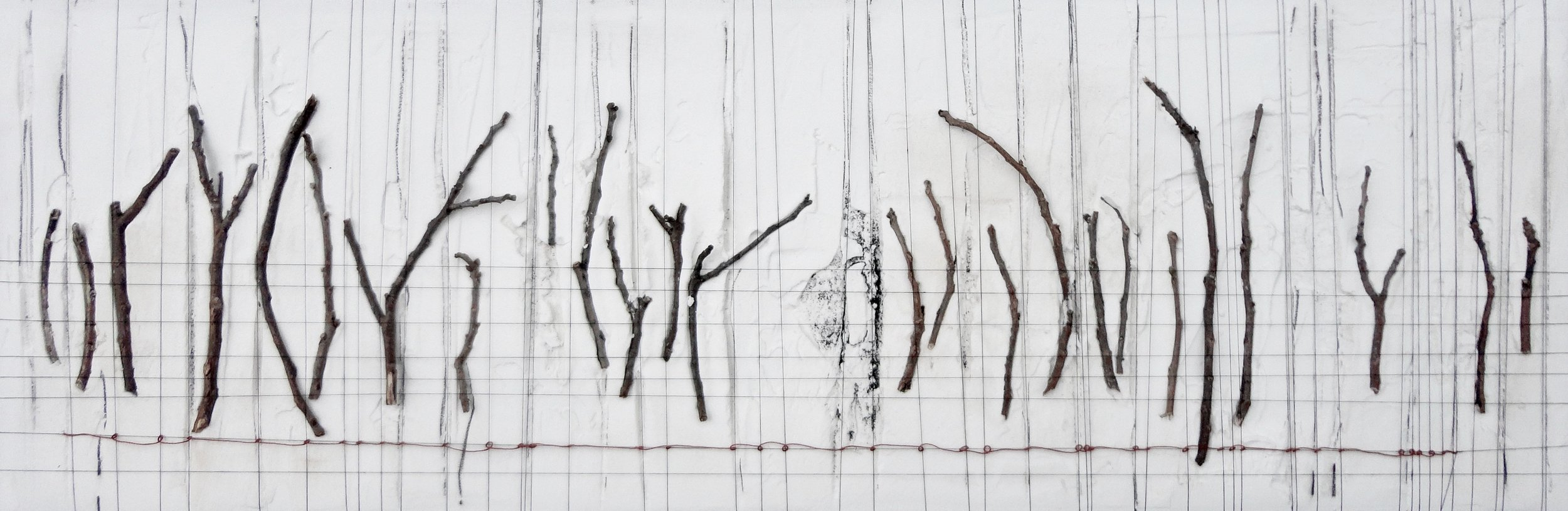 Untitled (Sticks)
