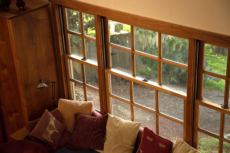 Bay Window From Loft