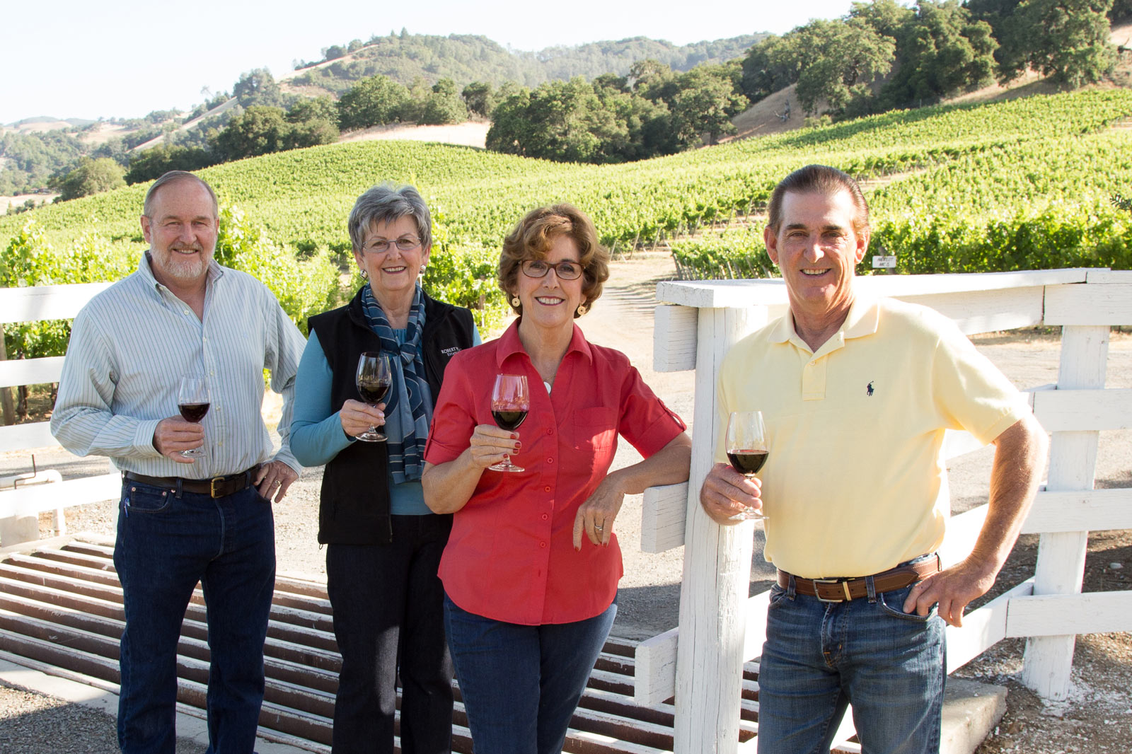 Robert Young Estate Winery- Family