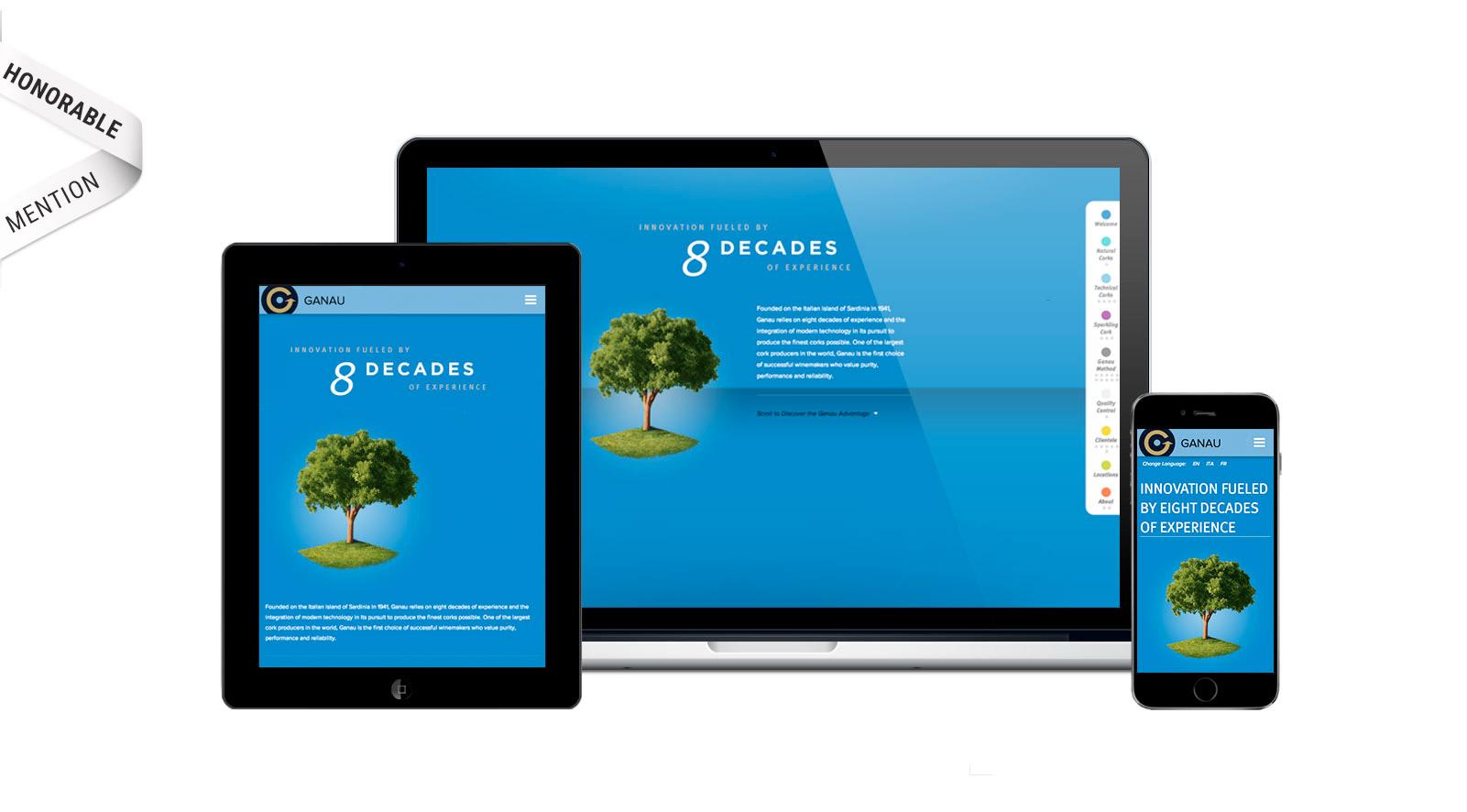 ganau-usa-website-design
