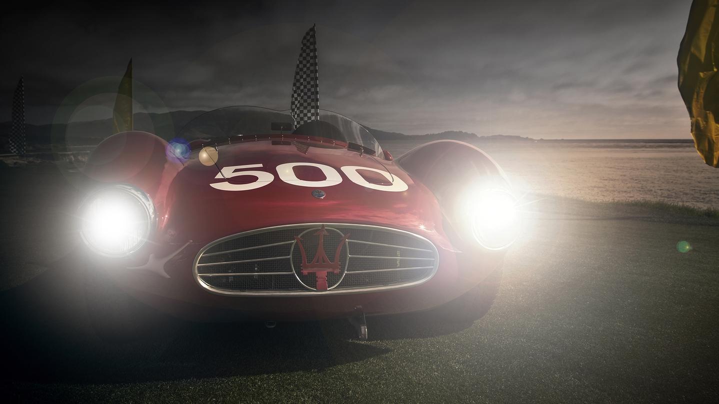Maserati A6GCS Spyder