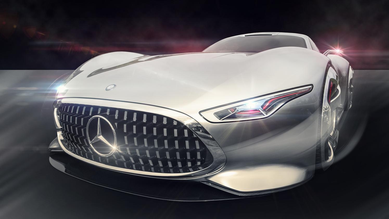Mercedes AMG Vision Concept