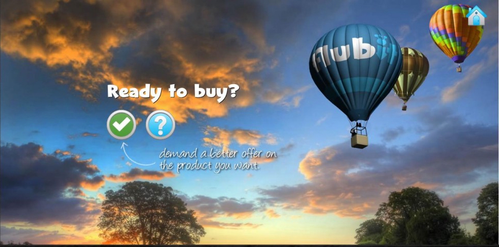 Flubit Name Your Price Tool - Get Your Flubit Invite   Source