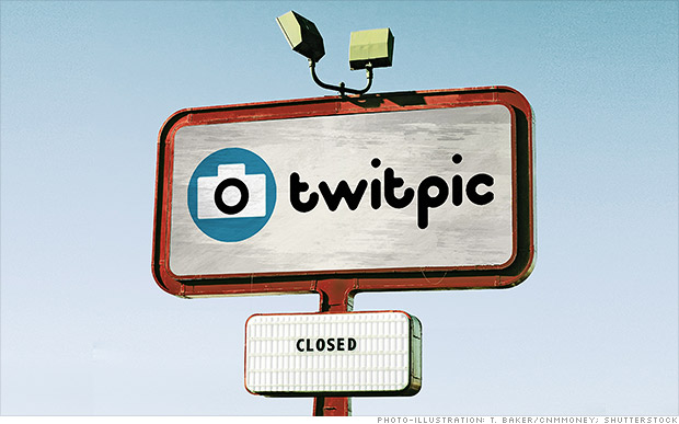 Twitpic Shutting Down Twitter News   Source